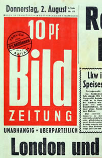bild newspaper